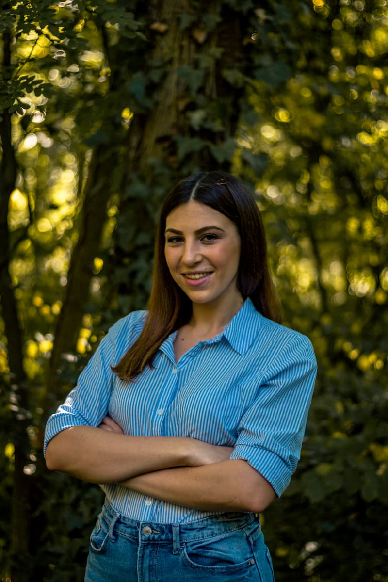 Katarina Perić koordinator PR&Dizajn tima